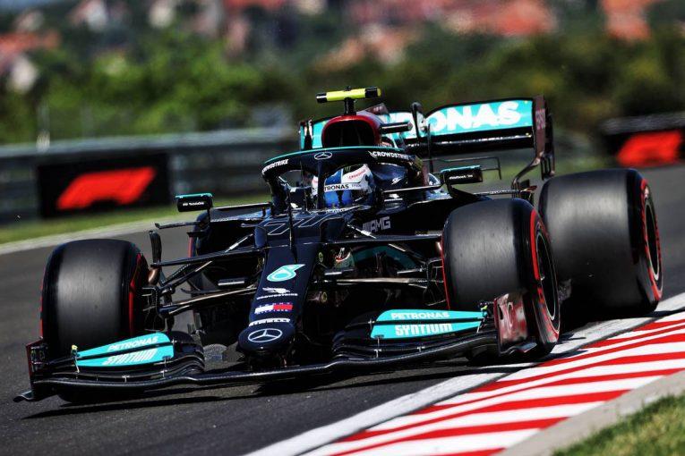F1 | ハンガリーGP FP2:初日はボッタスが最速、メルセデスが1-2。フェルスタッペンが3番手に続く
