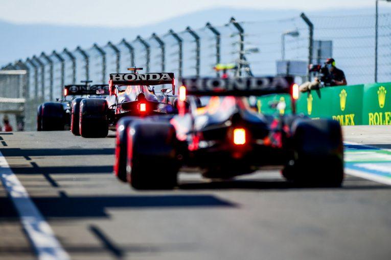 F1 | レッドブル代表「ルイスには駆け引きをする権利があった。これもゲームの一部」/F1第11戦予選