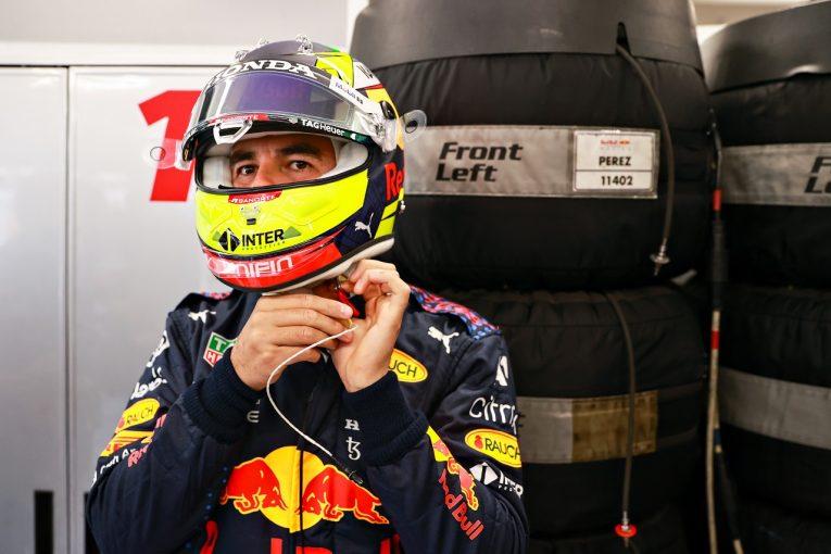 F1 | ペレス予選4番手「時間切れで最終アタックができず。大きなチャンスだったのに残念」レッドブル・ホンダ/F1第11戦