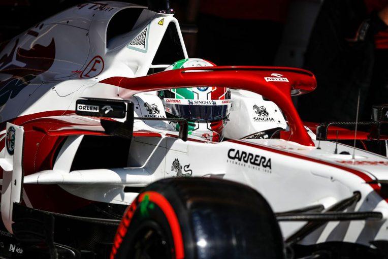 F1   ピットレーンでストロールと接触したジョビナッツィに約65万円の罰金/F1第11戦