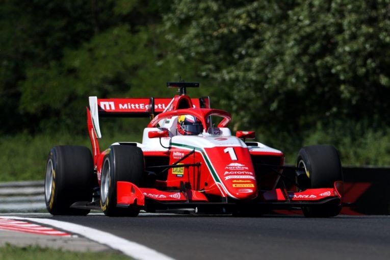 海外レース他   レッドブル育成のハウガーが3勝目。岩佐歩夢は12位で全レース入賞はならず【FIA-F3第4戦ハンガリー レース3】