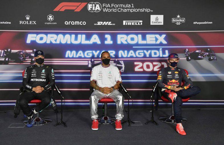 F1 | F1第11戦ハンガリーGP予選トップ10ドライバーコメント(2)
