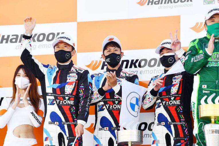 国内レース他 | BMW Team Studie 2021スーパー耐久第4戦オートポリス レースレポート
