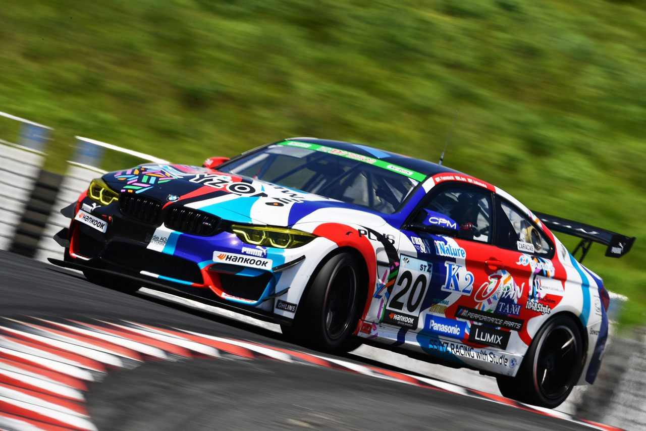 BMW Team Studie 2021スーパー耐久第4戦オートポリス レースレポート