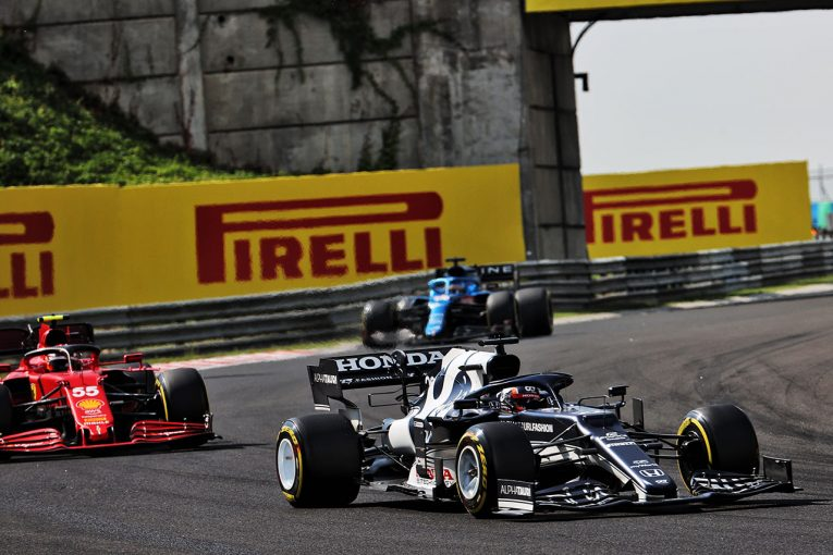 F1 | 【順位結果】2021年F1第11戦ハンガリーGP決勝