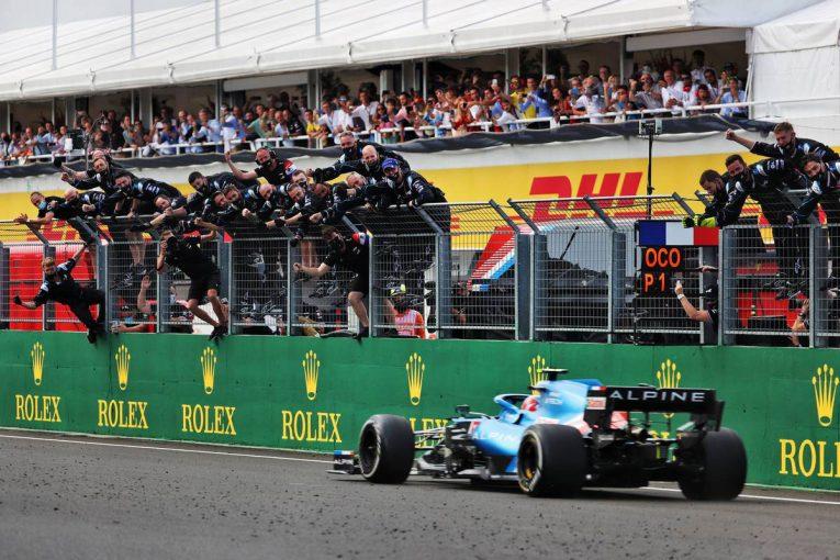 F1 | 【動画】F1第11戦ハンガリーGP決勝ハイライト