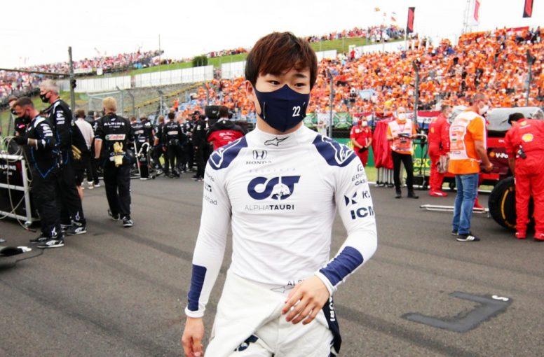 F1 | 角田裕毅、5度目の入賞で自己最高位「苦労してきたがレースペースは問題なし。今後安定して得点していきたい」F1第11戦