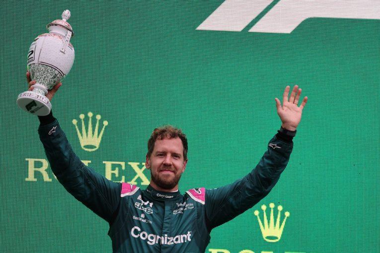 F1 | 2位フィニッシュのベッテル、技術規則違反で失格の裁定。確定ならハミルトン以下の順位が繰り上がりへ/F1第11戦