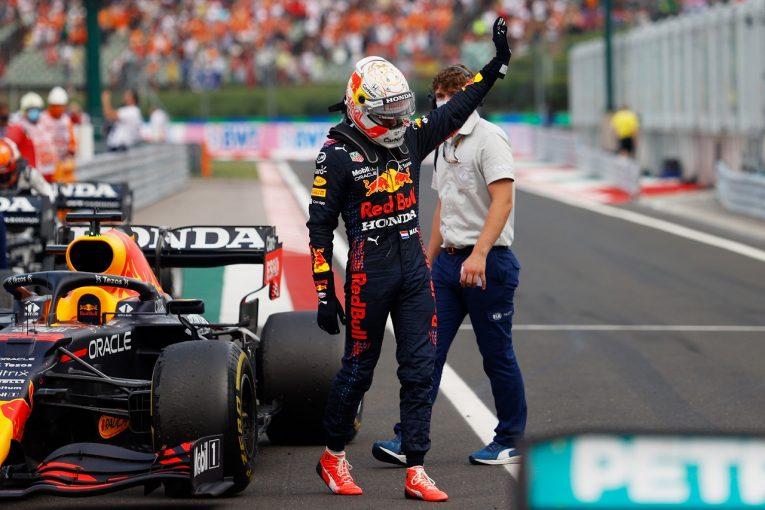 F1   フェルスタッペン「またメルセデスとの事故なんて異常。ほとんど運転不可能な車で入賞を果たした」F1第11戦決勝
