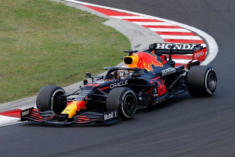 F1 | レッドブル・ホンダ密着:手負いのマシンでフェルスタッペンが10位入賞。選手権首位の座を譲るも、強さを見せた1戦