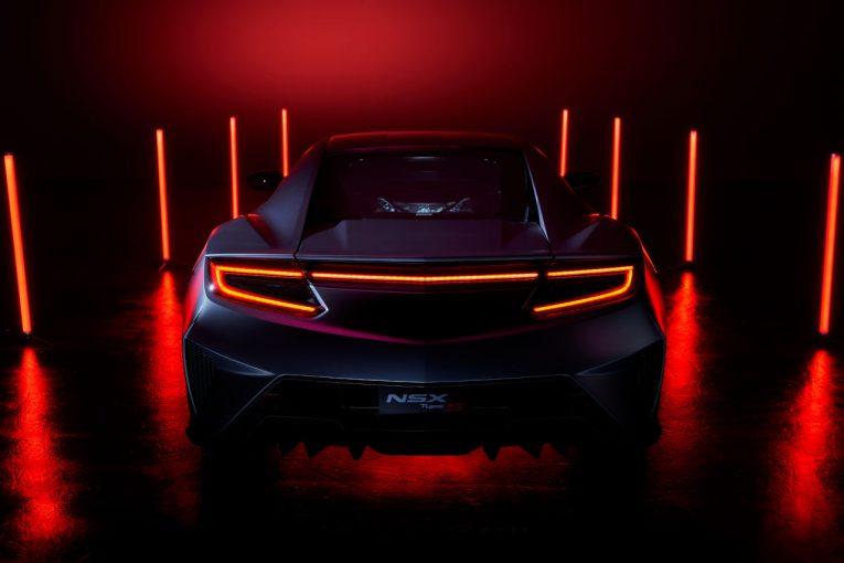 クルマ | ホンダNSX、2022年に生産終了。限定350台の最終モデル『NSXタイプS』発表へ