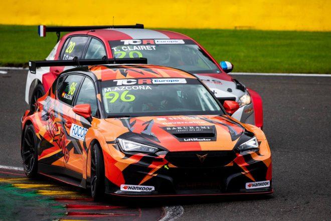 海外レース他 | TCRヨーロッパ第4戦は予選をヒュンダイ勢が制圧も、クプラのアズコナ連勝で選手権首位を独走