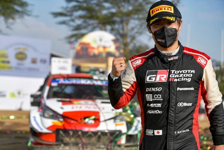 ラリー/WRC   勝田貴元、WRC第8戦ベルギーは代役コドライバーと出場へ。負傷のバリットは欠場