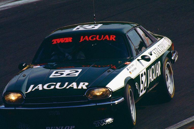 レーシングオン   『ジャガーXJ-S』意外な速さを見せたビッグキャット【忘れがたき銘車たち】