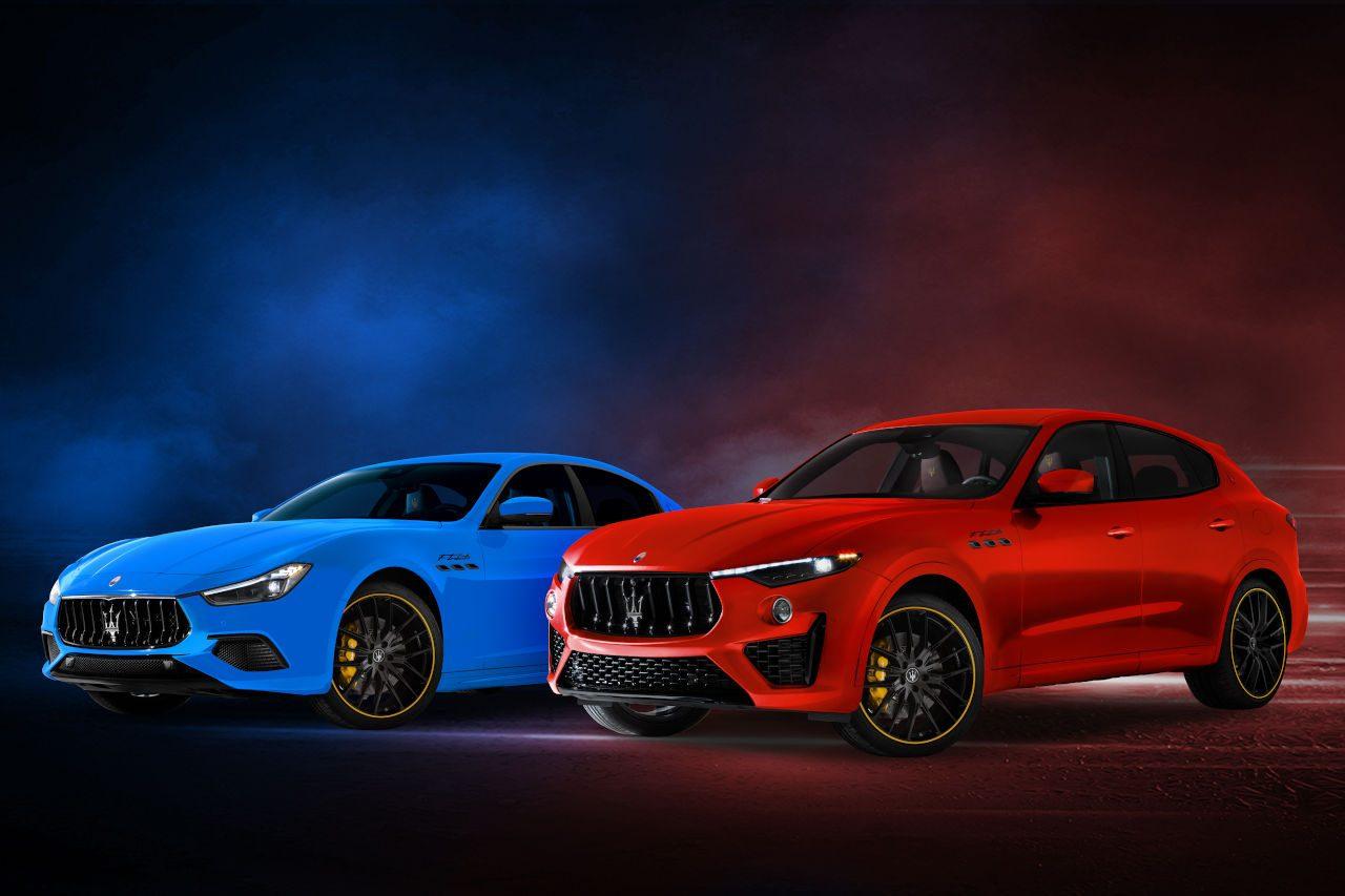 マセラティ、ファン・マヌエル・ファンジオへ捧げる特別限定車『Fトリブート』を発売