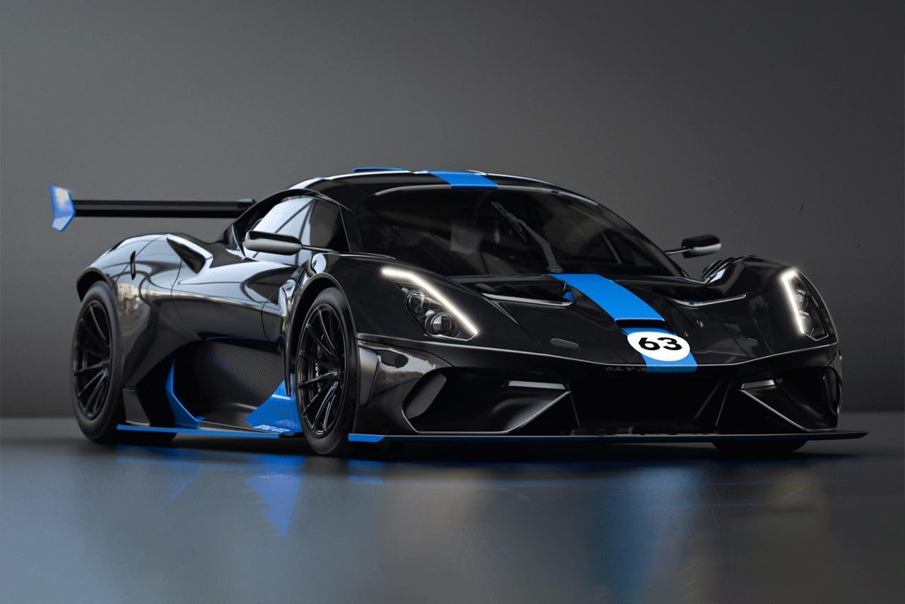 ブラバム・オートモーティブ、『ブラバムBT63 GT2コンセプト』で2022年欧州GT2に参戦へ