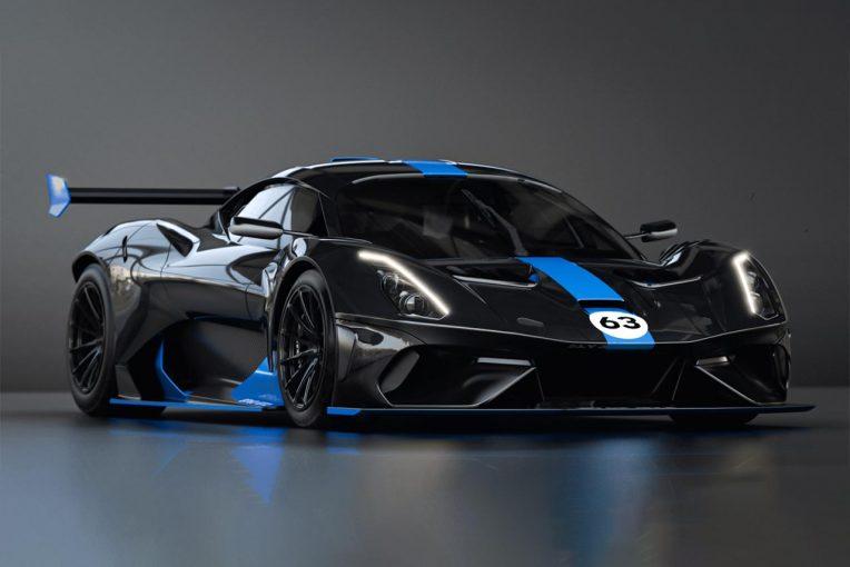 ル・マン/WEC | ブラバム・オートモーティブ、『ブラバムBT63 GT2コンセプト』で2022年欧州GT2に参戦へ