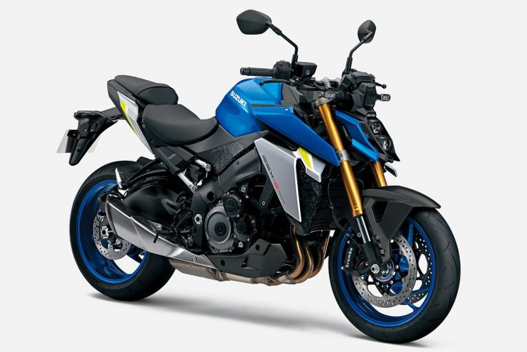 MotoGP   スズキ、ストリートバイクの大型二輪車『新型GSX-S1000』を8月4日から国内で発売
