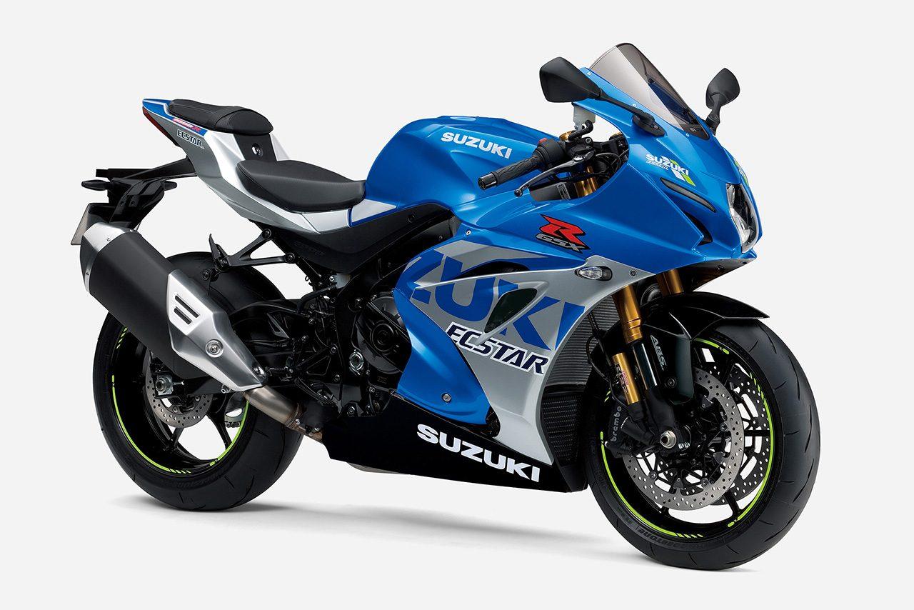スズキ、スーパースポーツ『GSX-R1000R ABS』のカラーリングを変更して7月30日から発売