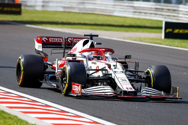 F1 | ライコネンとマゼピンの接触は、アルファロメオの信号機システムが原因「青、赤、青と表示された」/F1第11戦