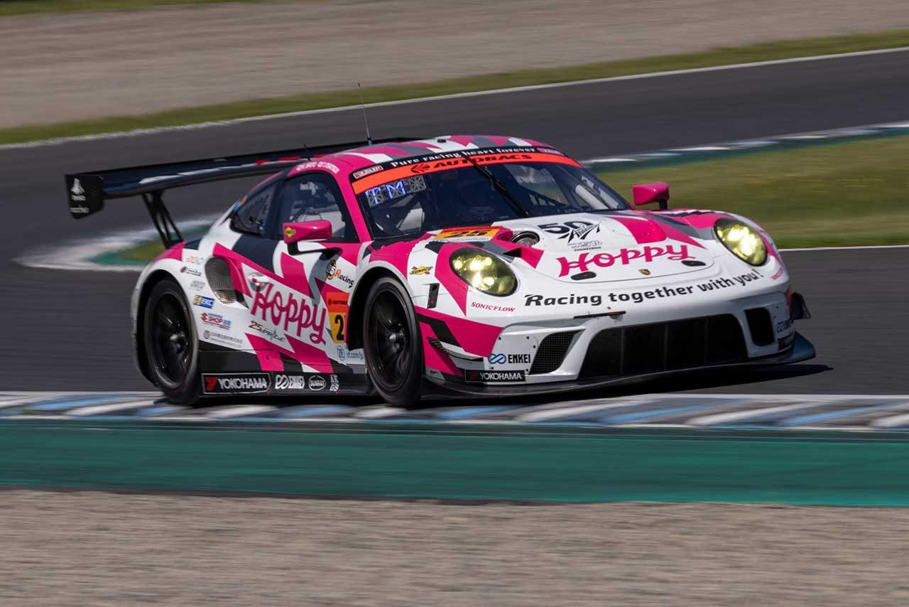 HOPPY team TSUCHIYA 2021スーパーGT第4戦もてぎ レースレポート