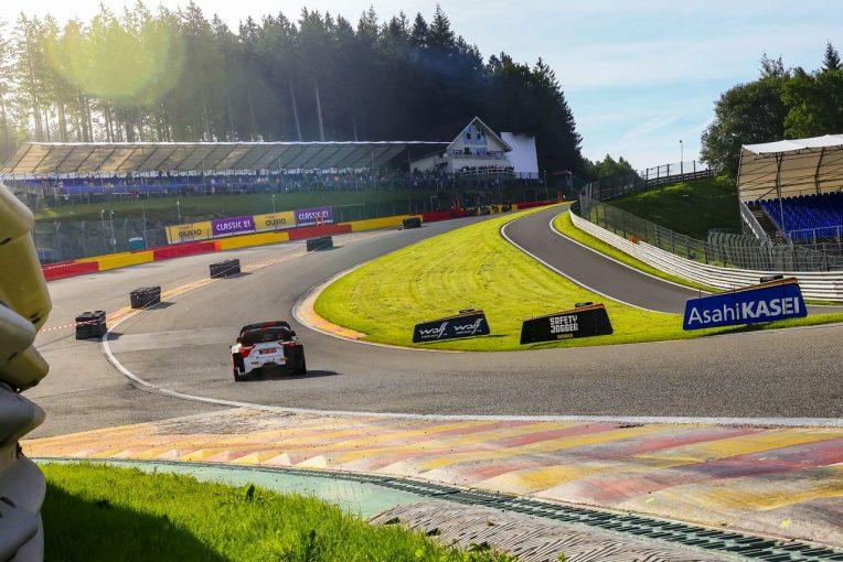 ラリー/WRC | 【順位結果】2021年WRC第8戦ベルギー SS20後