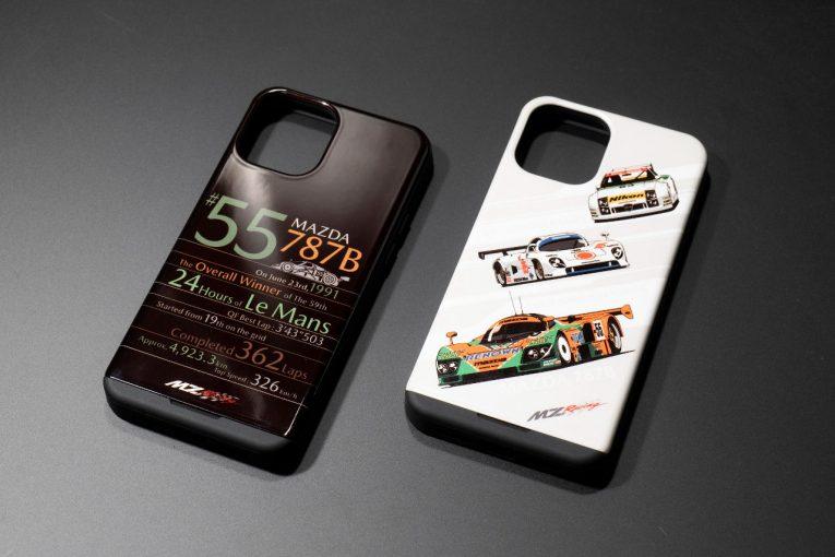 インフォメーション | マツダ787Bル・マン優勝30周年記念グッズにiPhoneケース2種類計5デザインが追加