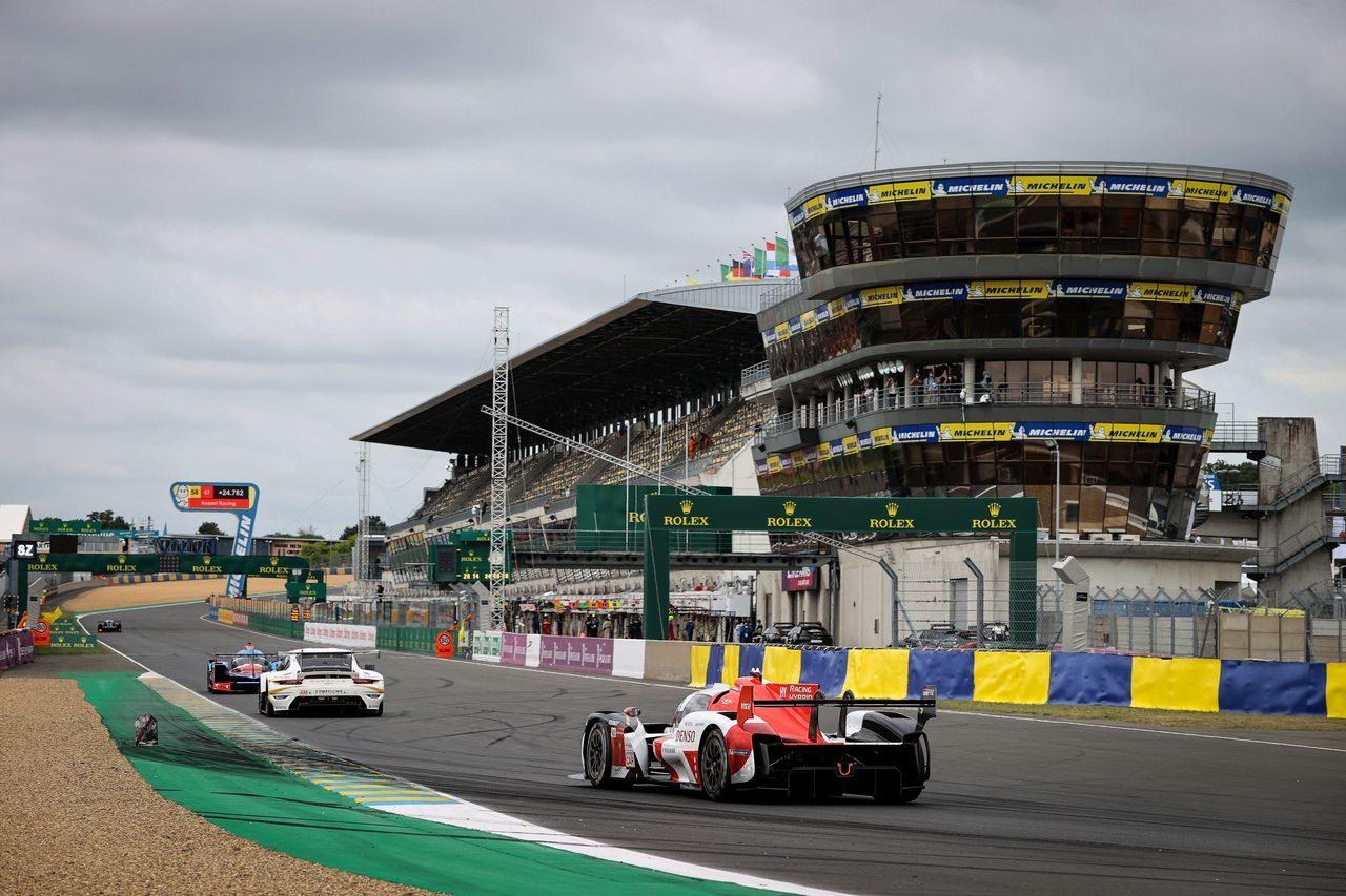 【動画】2021年ル・マン24時間レース 予選ハイライト