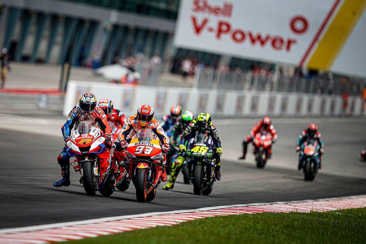 MotoGP:マレーシアGP中止、代替としてミサノで2度目の開催へ。グランプリ名は後日発表