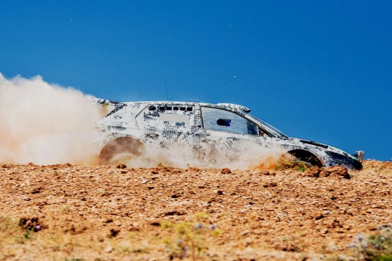 ラリー/WRC | シュコダ、4代目『ファビア』のラリー2マシンを開発。すでにテスト走行がスタート