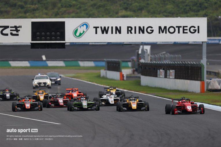 国内レース他   全日本スーパーフォーミュラ・ライツ選手権は今週末が最終大会。名取が王座か、アレジが止めるか
