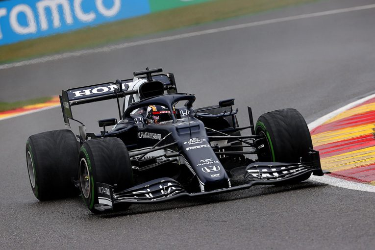 F1 | 【順位結果】2021年F1第12戦ベルギーGP予選
