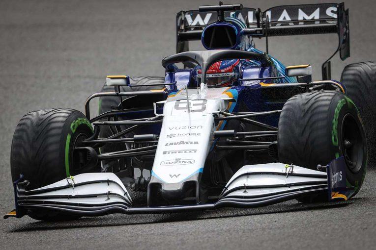 F1   F1 Topic:「失うモノは何もない」一か八かの作戦で予選2番手を獲得したラッセルとウイリアムズ