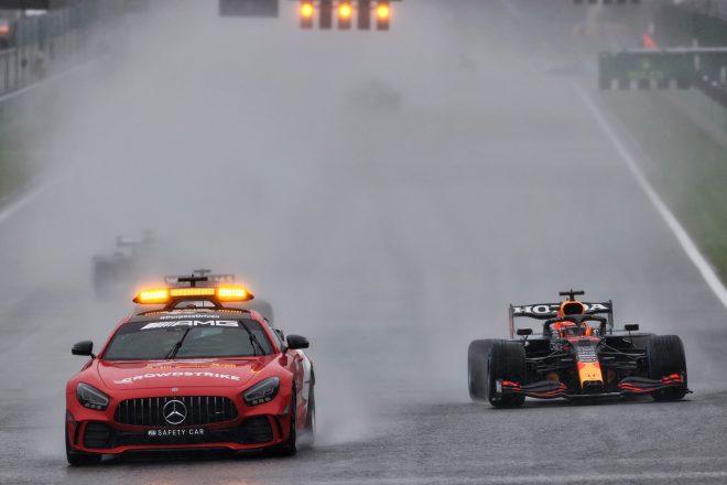 2021年F1第12戦ベルギーGP マックス・フェルスタッペン(レッドブル・ホンダ)