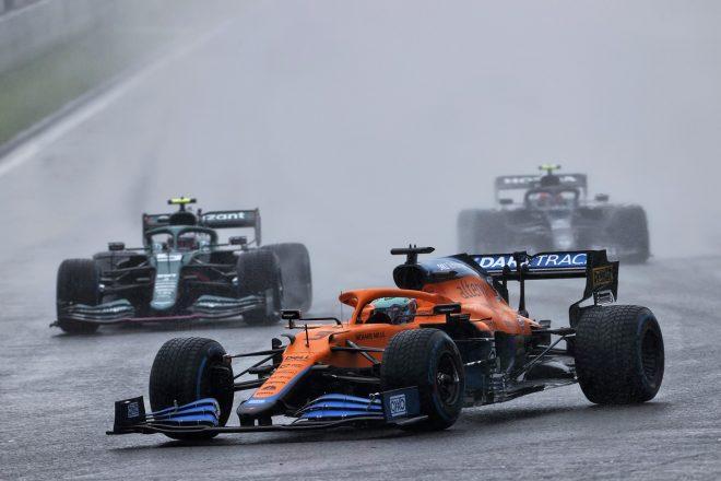 2021年F1第12戦ベルギーGP ダニエル・リカルド(マクラーレン)