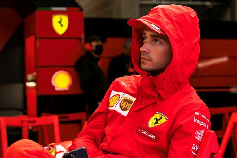 F1   ルクレール「僕たちにとってウエットは弱点のひとつ。改善する必要がある」フェラーリ/F1第12戦決勝