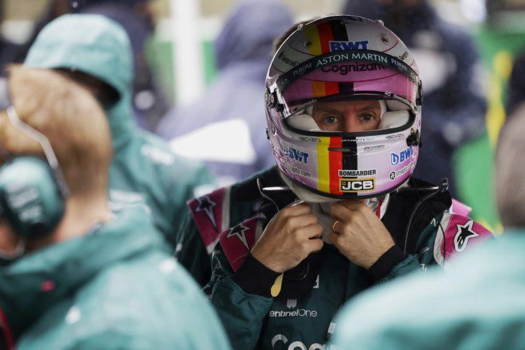 F1   5位ベッテル、ベルギーでのポイント付与に批判的「まるでジョーク。今日の僕たちは何もしていない」F1第12戦