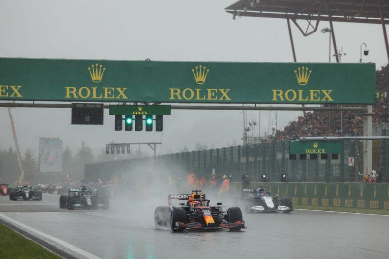Blog   【ブログ】周回数3周の珍レース。メディカルカーに興奮しつつマゼピンに癒やされる/F1自宅特派員ベルギーGP編
