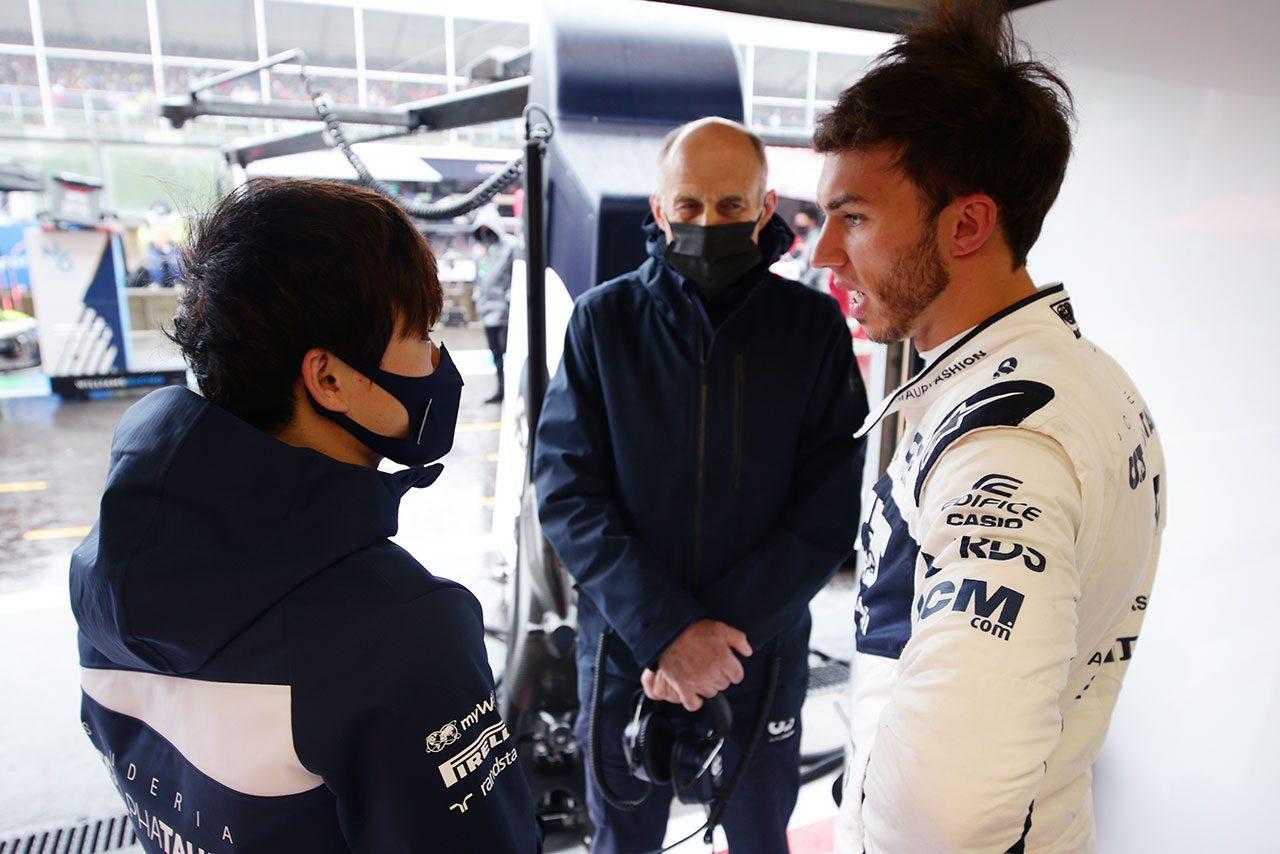 Photo of アルファタウリF1のトスト代表「ガスリーと角田の間には競争力と友情がある」ラインアップの早期確定を喜ぶ | F1 | autosport w | autosport web 編集部