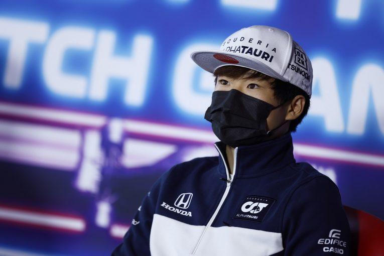 F1   角田裕毅、ザントフォールト初挑戦へ「スパで披露できなかった競争力をここで発揮したい」F1オランダGPプレビュー