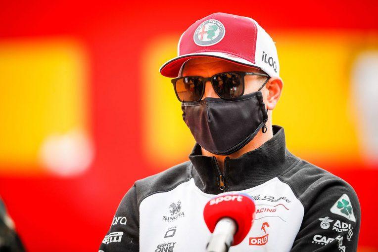 F1 | アルファロメオF1のライコネン、新型コロナウイルス陽性でオランダGPを欠場。リザーブのクビサが代役出場へ