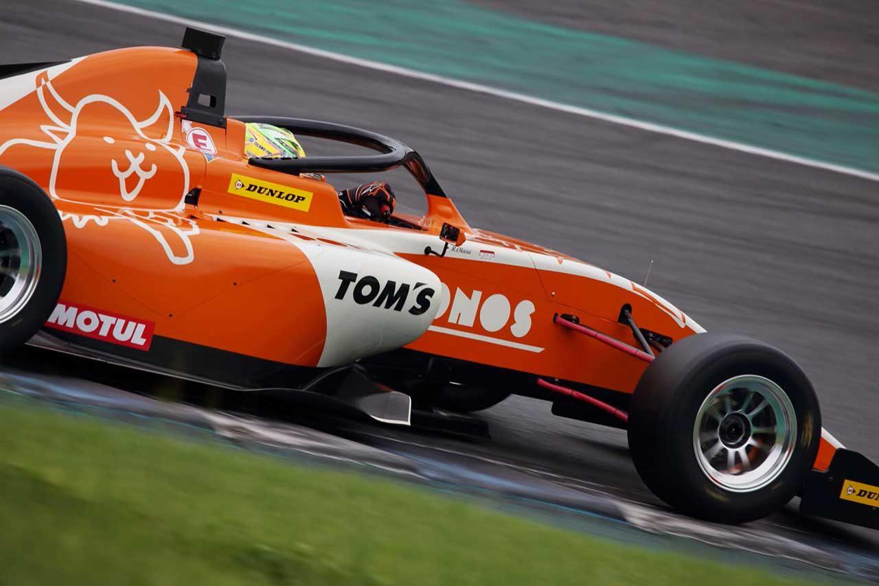 大草りき(PONOS Racing)