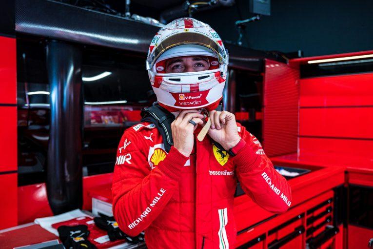F1   ルクレール「まずまずのパフォーマンス。正しい選択をしてダブル入賞を達成」フェラーリは選手権3位に浮上/F1第13戦