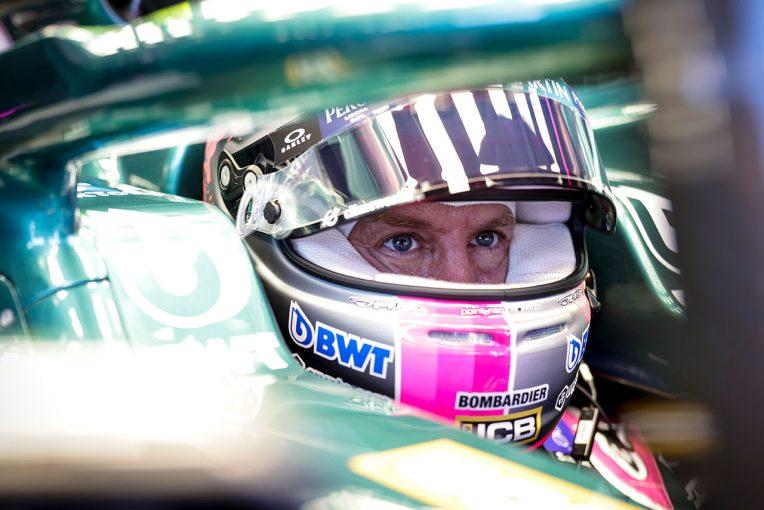 F1 | ベッテル「後方からだと違う戦略を選ぶしかない。アプローチは正しかった」:アストンマーティン F1第13戦決勝