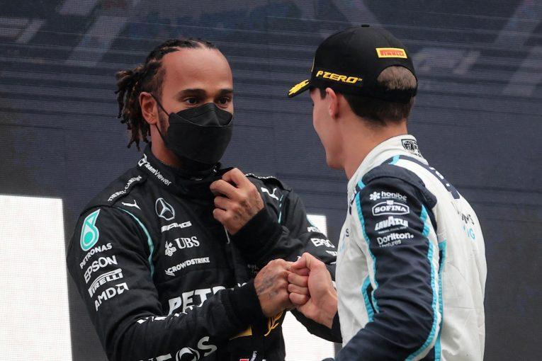F1 | 2022年F1のハミルトンに注目するロズベルグ「ラッセルに絶対に負けるわけにはいかない、難しい状況に」