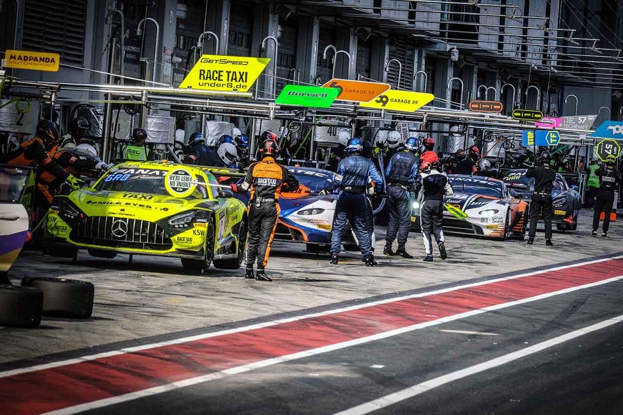 2021年GTワールドチャレンジ・ヨーロッパ ニュルブルクリンク