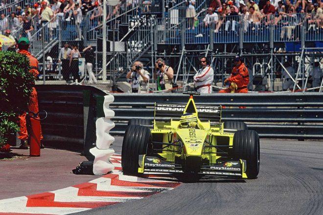2000年モナコGPではマクラーレン勢を抑え、ミハエル・シューマッハー(フェラーリ)に続く2番グリッドを獲得した。