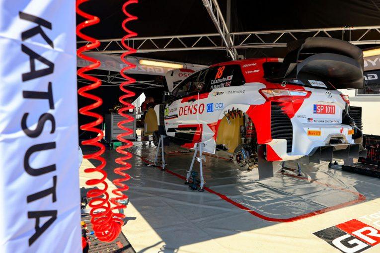 ラリー/WRC   勝田貴元、コドライバーの緊急帰国によりアクロポリス・ラリー出走を断念/WRC第9戦