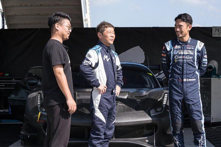 クルマ   あの前澤友作氏がレーシングカー、しかもフェラーリ488 GT3 EVOを買っちゃった!