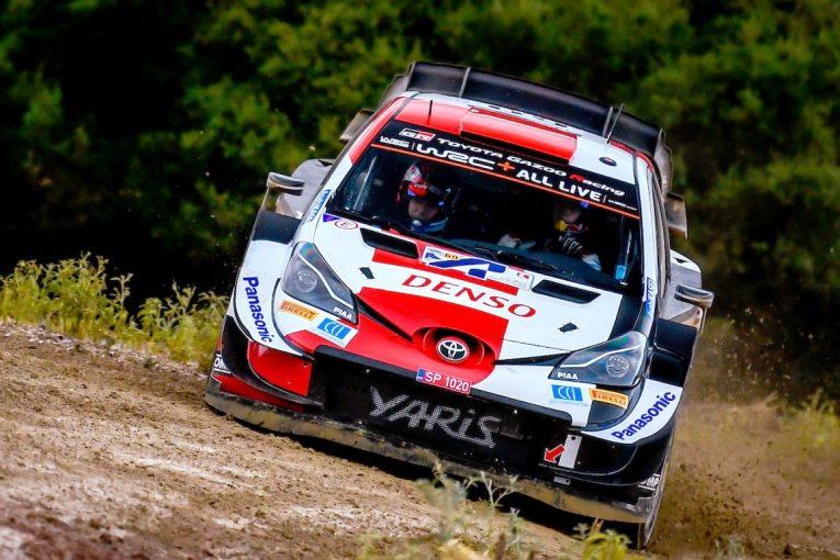 ラリー/WRC | トヨタのロバンペラ、初参戦アクロポリスのシェイクダウンで驚速タイム/WRC第9戦ギリシャ